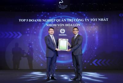 Vinamilk được vinh danh là Tài sản đầu tư có giá trị của ASEAN 2020