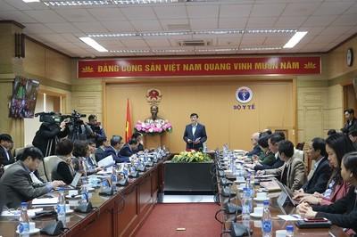 Hội nghị trực tuyến Tăng cường công tác phòng, chống dịch COVID-19
