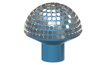 Thầy trò ĐH Quốc gia HN sáng chế thiết bị chiếu sáng không cần điện