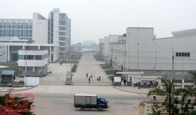 Hàng loạt các Khu công nghiệp được chủ trương đầu tư xây dựng mới