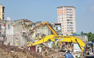 Mức phạt cho 70 loại vi phạm trong lĩnh vực xây dựng, bất động sản..
