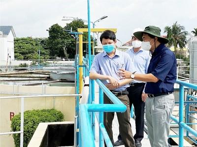 Bộ Xây dựng kiểm tra việc đảm bảo hạ tầng kỹ thuật tại các tỉnh phía Nam