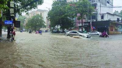 Hai thành phố lớn của Việt Nam đối mặt với thiệt hại nặng nề vì biến đổi khí hậu