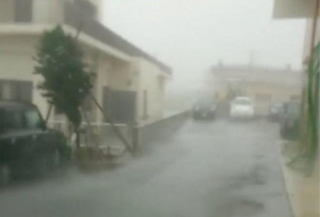 Bão Talim gây mưa lớn nhất 50 năm qua ở Nhật Bản